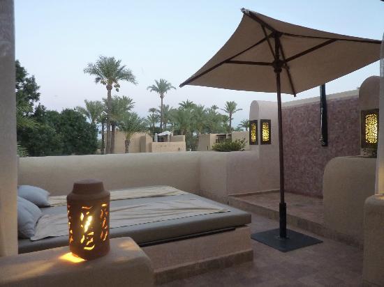 la terrasse de la suite - Picture of Club Med Marrakech le Riad ...