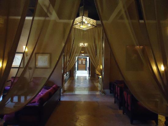 Club Med Marrakech le Riad: les salons du Riad