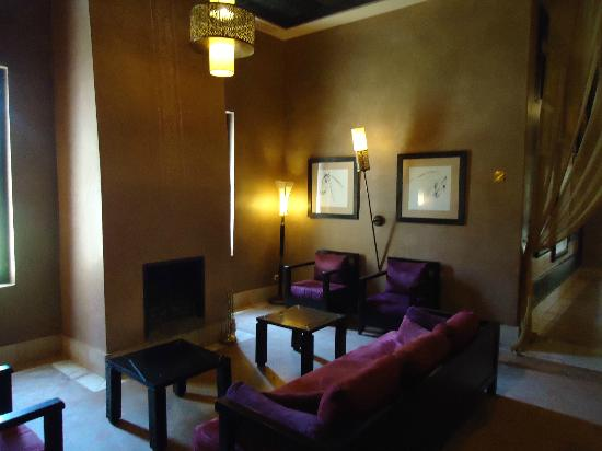Club Med Marrakech le Riad : un salon