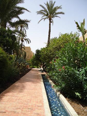 Club Med Marrakech le Riad: dans le jardin du Riad