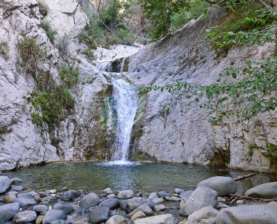 Early Arrival At Switzer Falls Picture Of Angeles National Forest Arcadia Tripadvisor