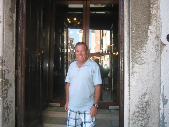 Locanda La Corte: Entrée de l'hôtel