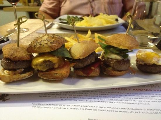 De Santa Rosalia: Mini hamburgers voor wie niet kan kiezen