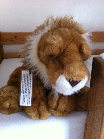 The Malthouse B&B: Monty The Lion - Guarded Room 2