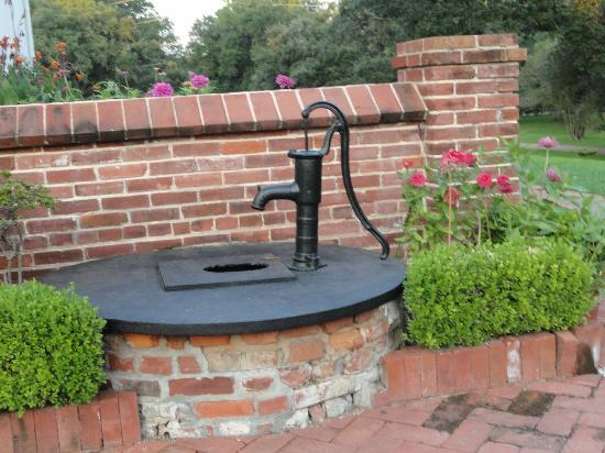 Dunleith: Courtyard