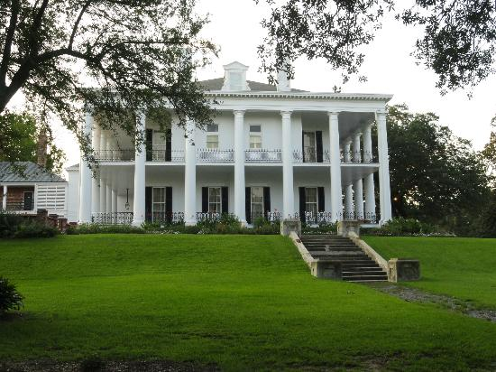 Dunleith: Big house