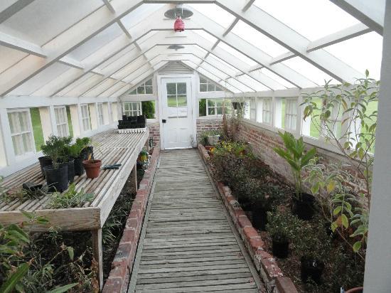 Dunleith: Hot house