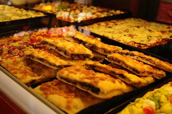 Striscia La Pizza