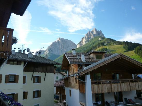 Nes Crepes Hotel: altra vista dalla nostra camera