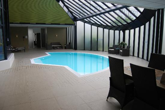 Sandton Hotel De Roskam: The swimmingpool (30 square meters)