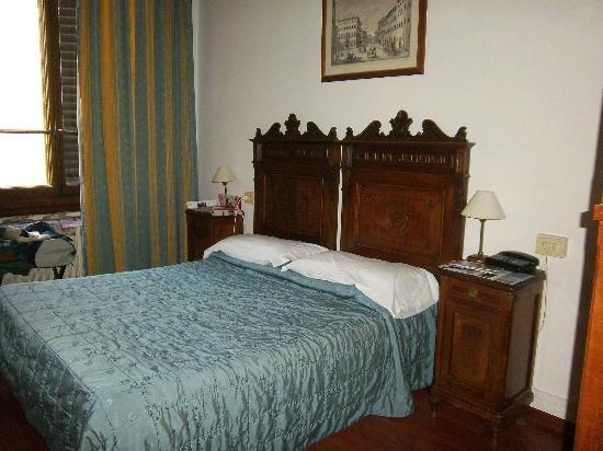 Hotel Cimabue: visione della camera