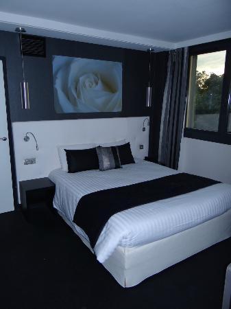 Hotel Le Quercy : Chambre