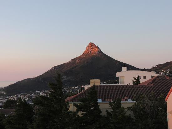 African Dreams Guest House Camps Bay: Lion Rock