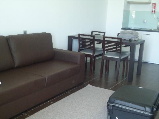 Alvor Baia Hotel Apartamento: Room