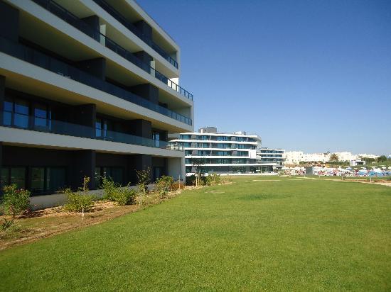 Alvor Baia Hotel Apartamento: Hotel view