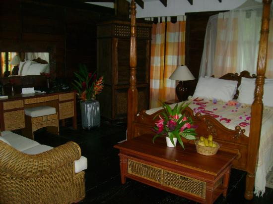 Fond Doux Plantation & Resort : Room