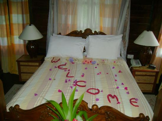 Fond Doux Plantation & Resort: Comfy Bed