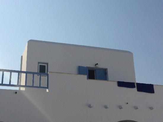 Kosmitis Hotel : Chambre 8