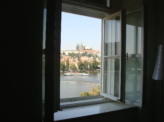 Bohemia Apartments Prague Old Town: View: Prague Castle
