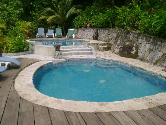 Fond Doux Plantation & Resort: Poolside