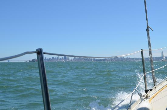 Imagine Sailing Tours: View of the bay