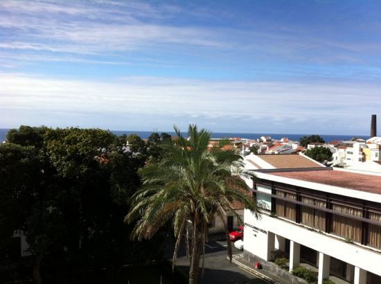 Royal Garden Hotel: udsigten fra værelse med havudsigt
