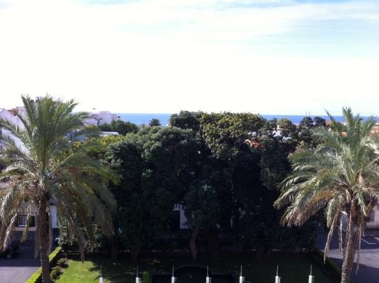 Royal Garden Hotel: mere udsigt fra hotellet