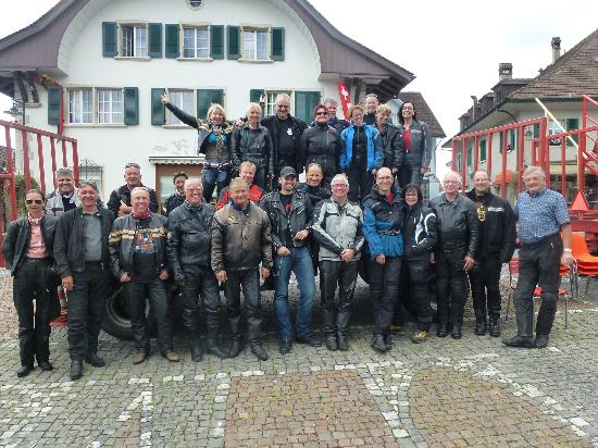 Hotel-Restaurant Prealpina: Biker Zunft zu Safran Luzern
