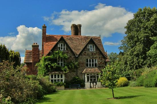 Brenchley, UK: The house