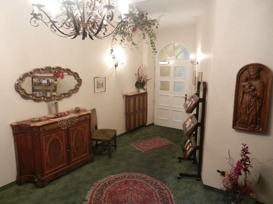 Hotel Am Josephsplatz: ingresso