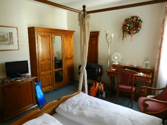 Hotel Am Josephsplatz: camera doppia