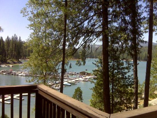 Miller's Landing Resort: View from the Cabin Deck