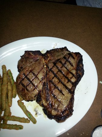 Outback Steakhouse: Texas T-Bone Porterhouse Steak