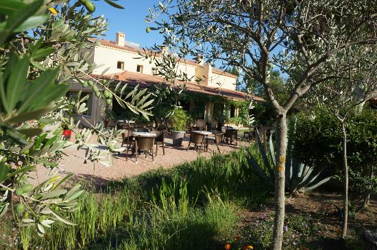 Hotel San Giovanni : Jardin