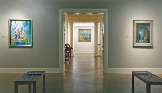 Morris Museum of Art: Modernism Gallery