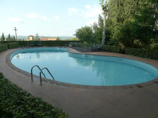 Villa Scacciapensieri: La piscine