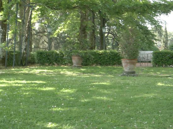 Villa Scacciapensieri: Le jardin