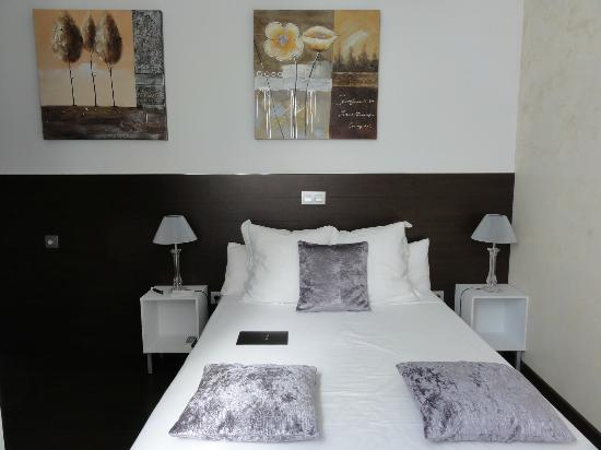 THC Latina Hostel: habitación