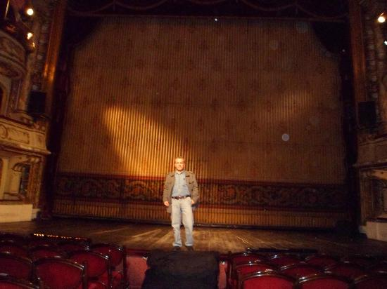 National Theater: escenario del teatro nacional de cluj napoca