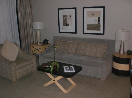 Marquis Villas Resort: living room