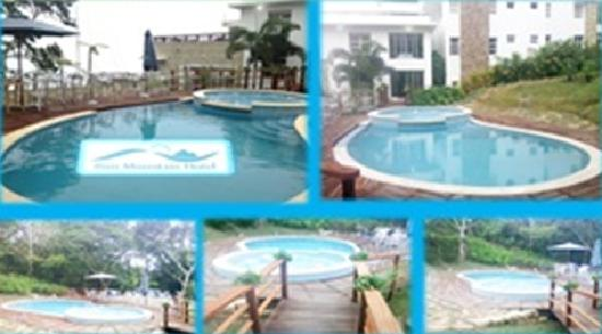 Rim Mountain Hotel and Convention Center: piscina jacuzzi