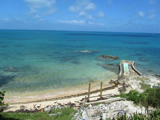 Sea Glass Beach: Nice View