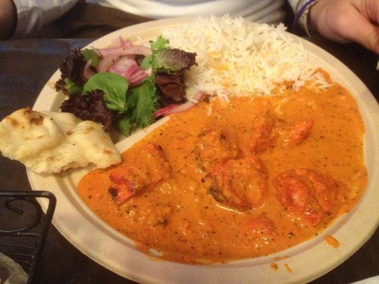 Little Kabab Station Chicken Tikka Masala at Little Kebab.... yep & Chicken Tikka Masala at Little Kebab.... yep that\u0027s a paper plate ...