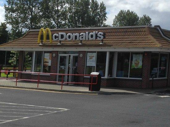 McDonald's: Shannon McDonalds front