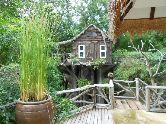 Kor Sor Resort & Spa: Tree house