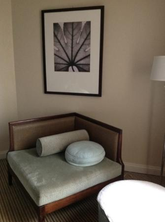 Hilton Orlando Buena Vista Palace Disney Springs: A comfortable chair