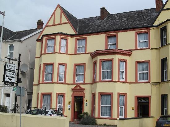 Killarney Guest House: Killarney from Western Road