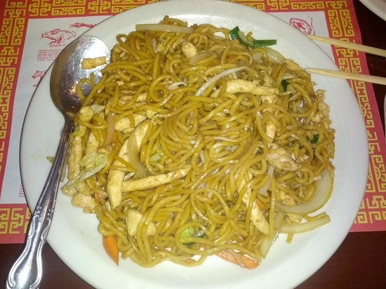 China Manor: The lo mein
