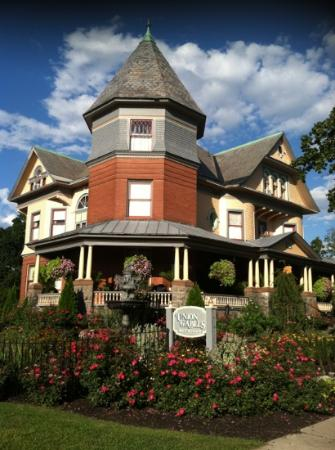Union Gables Mansion Inn: World class