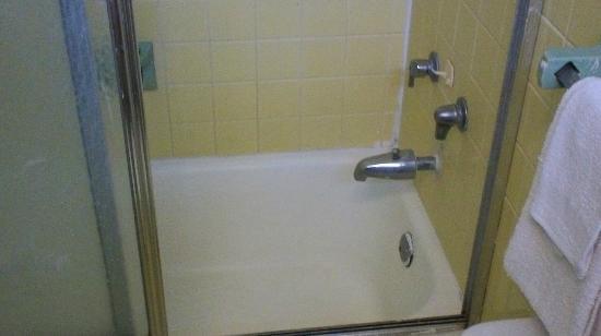 Heritage Inn: Bathtub